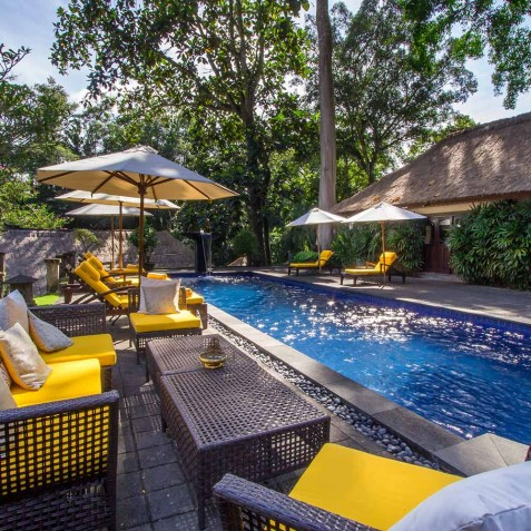 Sukhavati Ayurvedic Retreat & Spa, Bali - Main Pool