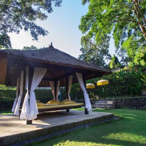 Sukhavati Ayurvedic Retreat & Spa, Bali - Relaxation Area