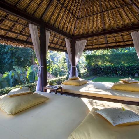Sukhavati Ayurvedic Retreat & Spa, Bali - Relaxation Bale