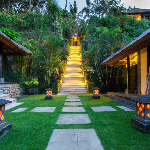 Sukhavati Ayurvedic Retreat & Spa, Bali - Estate Grounds