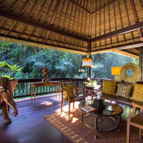 Sukhavati Ayurvedic Retreat & Spa, Bali - Spa Reception