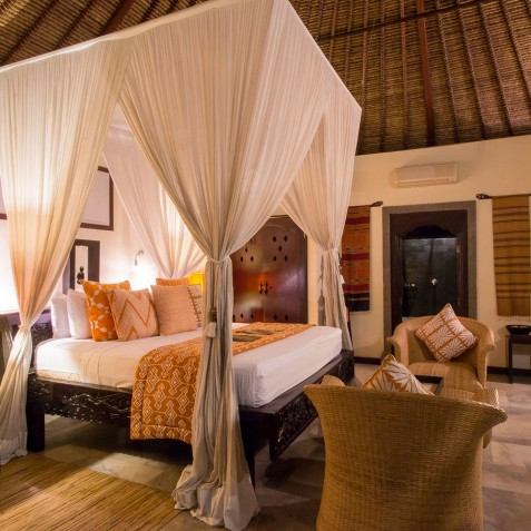 Sukhavati Ayurvedic Retreat & Spa, Bali - Villa Vajrapani - 1BR Luxury Villa