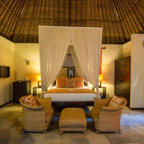 Sukhavati Ayurvedic Retreat & Spa, Bali - Villa White Tara - 1BR Luxury Villa