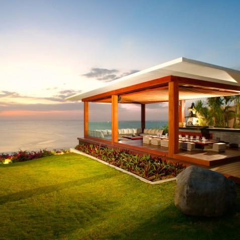 The Istana Bali - Bale at Sunset - Uluwatu, Bali