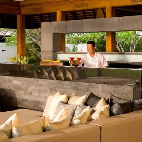 The Istana Bali - The Bar - Uluwatu, Bali