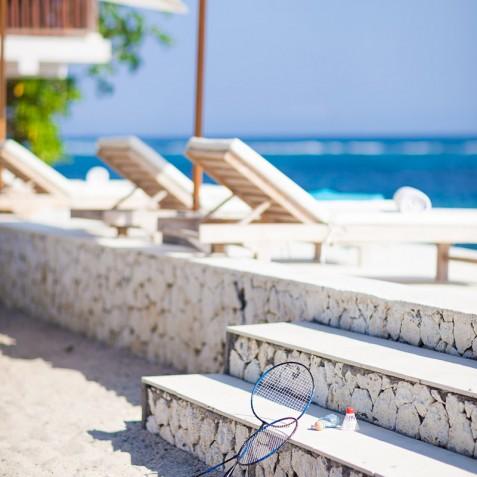 Tirta Nila Beach House, Candidasa, Bali - Beach Activities