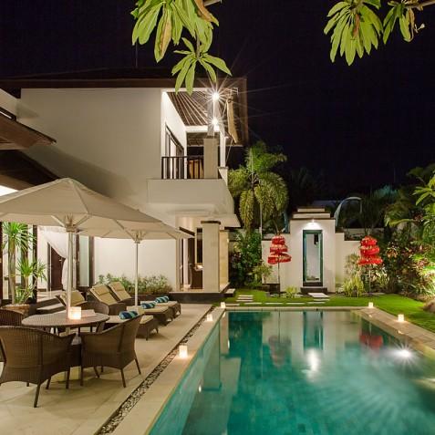 Villa Alamanda - Puri Tirta Villas - Nusa Dua, Bali