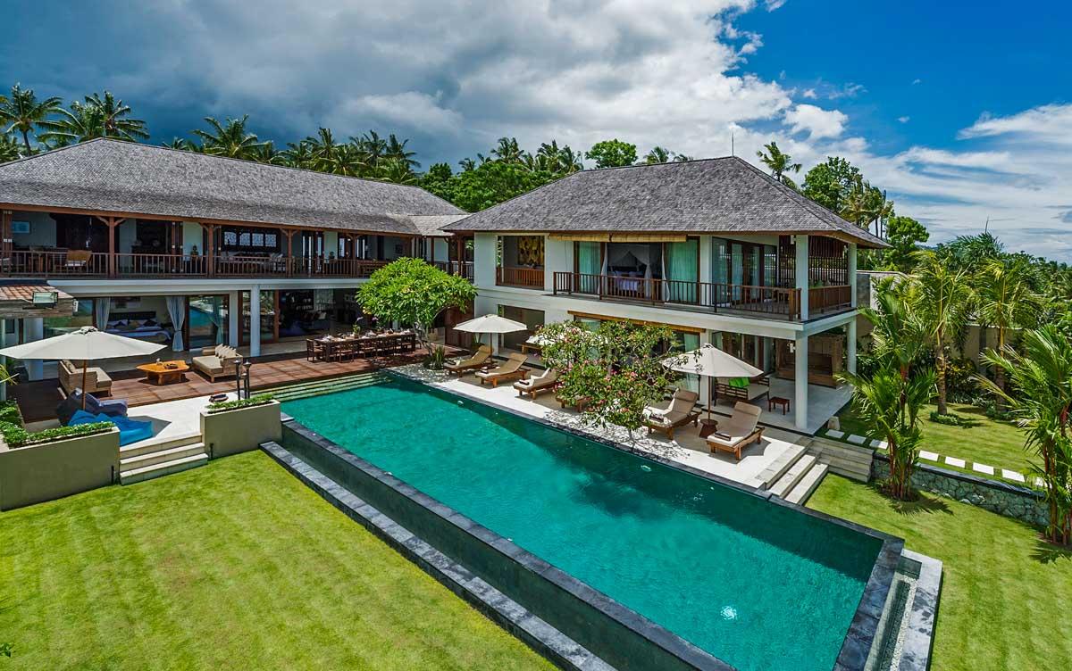 Villa Asada, 4 Bedroom Villa, Candidasa, Bali, Indonesia
