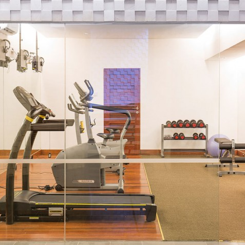 Villa Bayu Gita Beachfront Bali - Gym