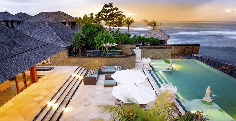 Villa Bayu Gita Beachfront Bali
