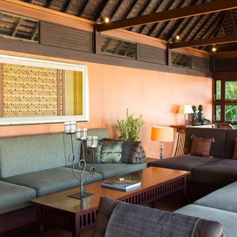 Villa Bayu Gita Residence Bali - Lounge