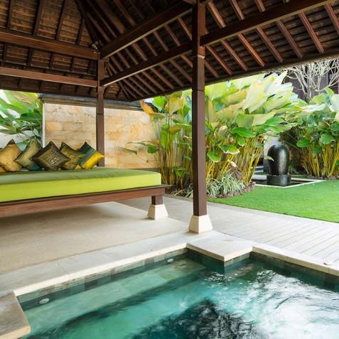 Villa Bayu Gita Residence Bali - Pool Bale