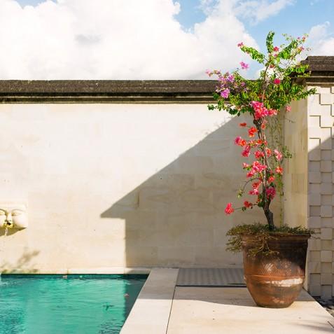 Villa Bayu Gita Residence Bali - Pool Shower
