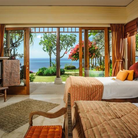 Villa Bayuh Sabbha - Guest Bedroom Three - Uluwatu, Bali