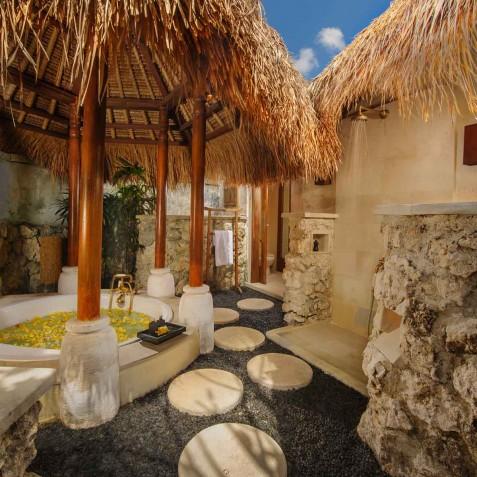 Villa Bayuh Sabbha - Guest Bathroom Five - Uluwatu, Bali