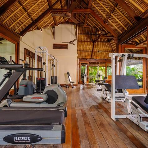Villa Bayuh Sabbha - Gym - Uluwatu, Bali