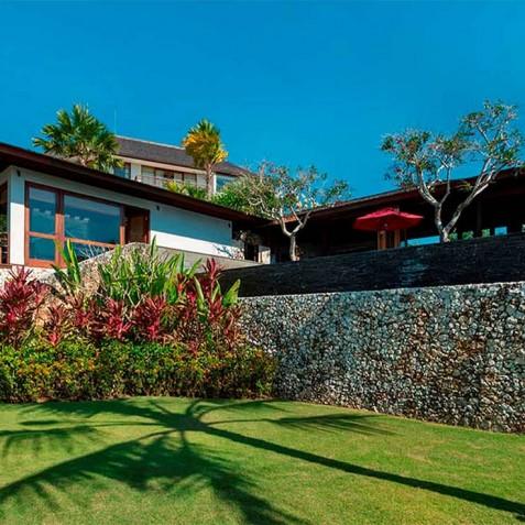 Villa Capung Bali - Garden