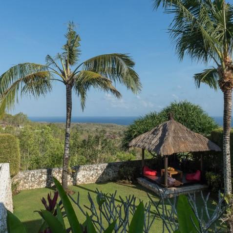 Villa Capung Bali - Gazebo