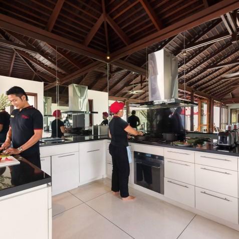 Villa Capung Bali - Kitchen