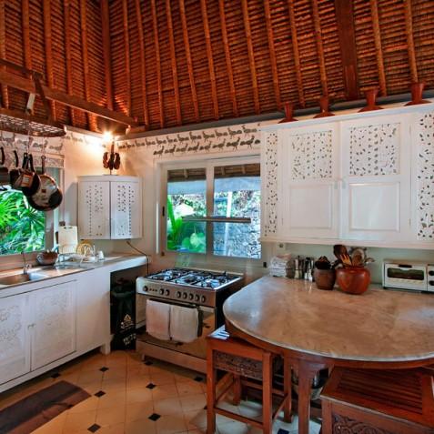 Villa Hibiscus, Sanur, Bali - Kitchen