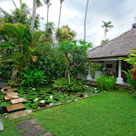 Villa Hibiscus, Sanur, Bali - Kitchen Pavilion