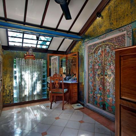 Villa Hibiscus, Sanur, Bali - Master Dressing Room