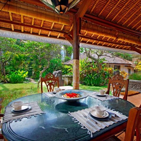 Villa Hibiscus, Sanur, Bali - Living Area