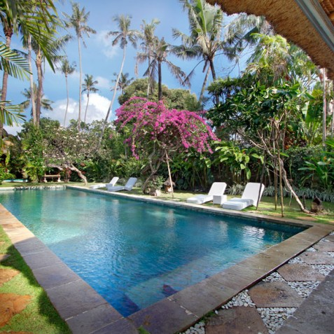 Villa Hibiscus, Sanur, Bali - Pool