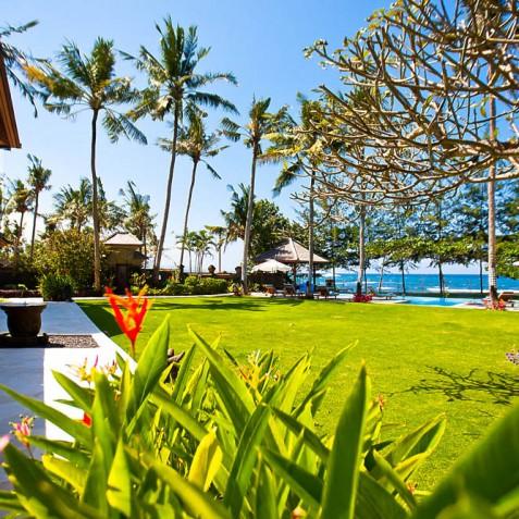 Villa Puri Nirwana, Sanur-Ketewel, Bali - Lawn