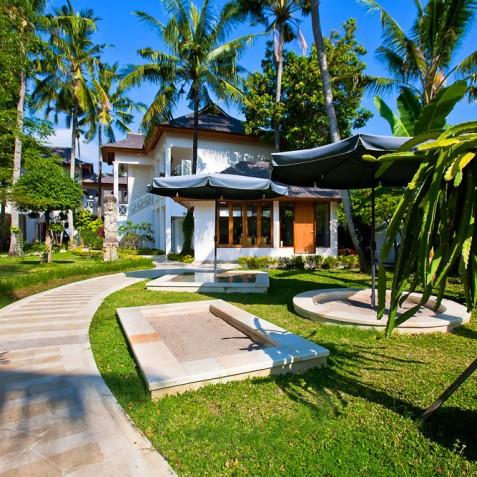 Villa Puri Nirwana, Sanur-Ketewel, Bali - Kid's Garden
