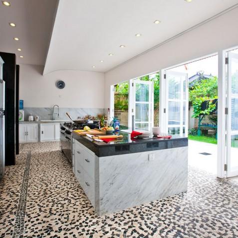 Villa Puri Nirwana, Sanur-Ketewel, Bali - Kitchen