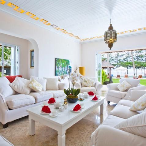 Villa Puri Nirwana, Sanur-Ketewel, Bali - Sitting Room
