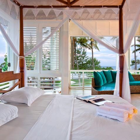 Villa Puri Nirwana, Sanur-Ketewel, Bali - Upstairs Lounge