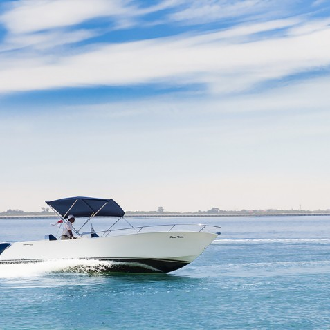 Puri Tirta Villas - Speed Boat
