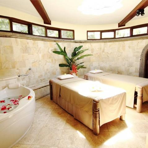 Bagus Jati Health & Wellbeing Retreat, Bali - Deluxe Spa Villa - Bathroom