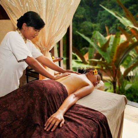 Bagus Jati Health & Wellbeing Retreat, Bali - Spa Treatments