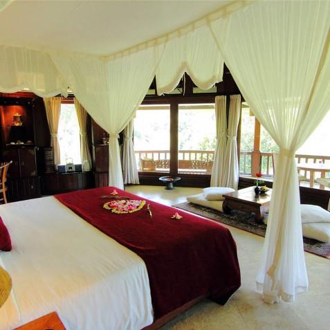 Bagus Jati Health & Wellbeing Retreat, Bali - Villa Interior