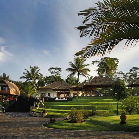 Bagus Jati Health & Wellbeing Retreat, Bali - Balinese Compound