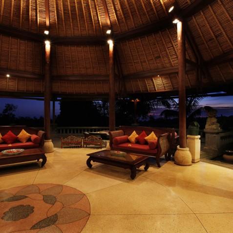 Bagus Jati Health & Wellbeing Retreat, Bali - Lobby