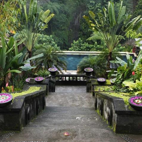 Bagus Jati Health & Wellbeing Retreat, Bali - Pool & Spa