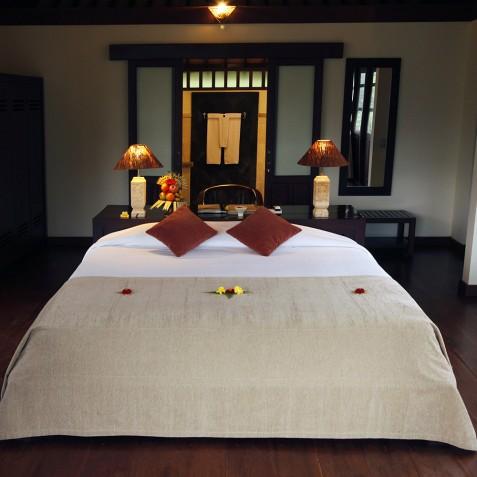 Bagus Jati Health & Wellbeing Retreat, Bali - Superior Villa Bedroom