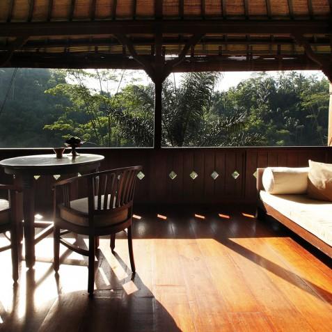 Bagus Jati Health & Wellbeing Retreat, Bali - Superior Villa Terrace