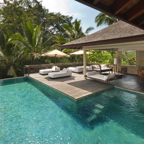 COMO Shambhala Estate, Bali - Retreat Villa - 2 Bedrooms - Pool