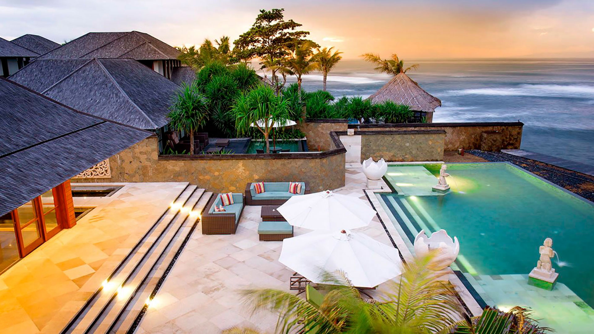 Best Party Villas in Bali