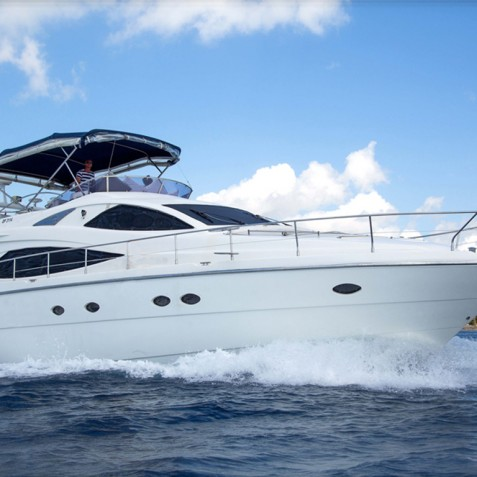 Burjuman - Luxury Yacht Charter & Cruises - Bali, Indonesia