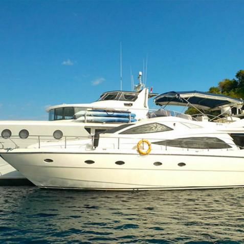 Charter Fleet - Burjuman - Luxury Yacht Charter, Bali, Indonesia
