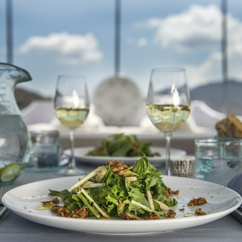 Culinary Delights - Alexa Private Cruises - Luxury Charter Yacht - Indonesia