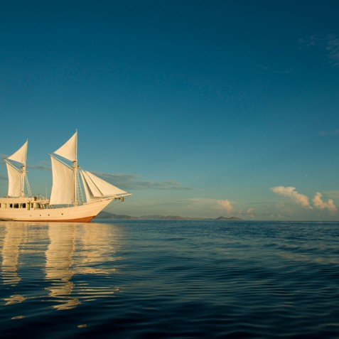 Alexa Private Cruises - Luxury Charter Yacht - Indonesia