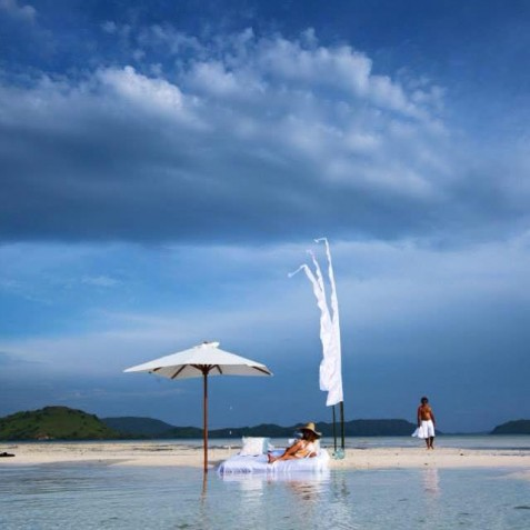 Private Beaches - Alexa Private Cruises - Luxury Charter Yacht - Indonesia