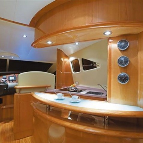 Interior - Burjuman - Luxury Yacht Charter, Bali, Indonesia